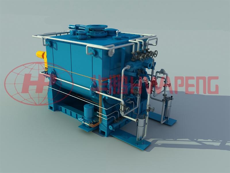 HP-DMH系列干料预热机