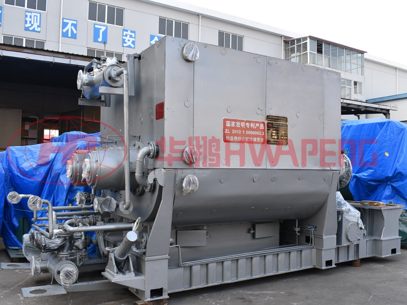 HP-PKC系列糊料混捏冷却机