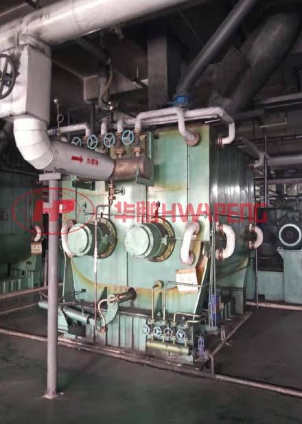 6000L预热机、混捏机在预焙阳极行业的应用