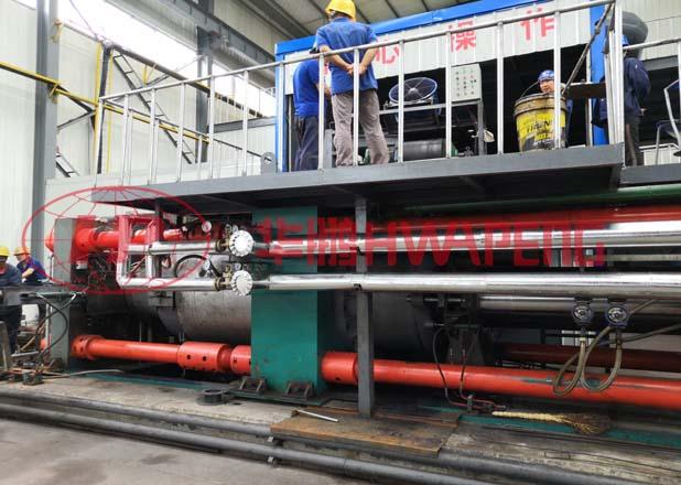 1500T压机在石墨电极生产中的应用